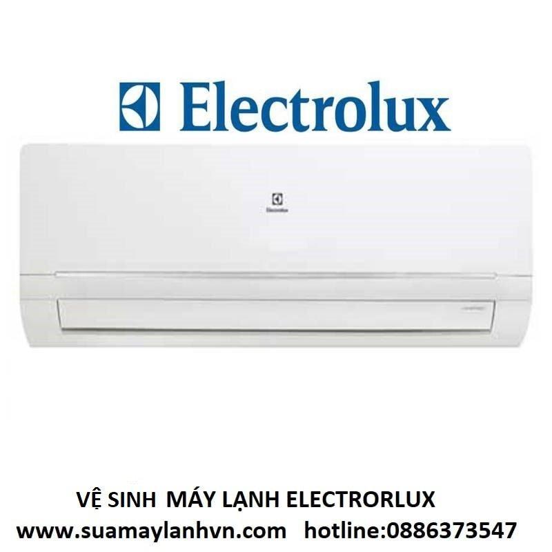 vệ sinh máy lạnh electrolux