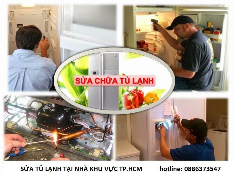 sửa tủ lạnh tại nhà tp.hcm