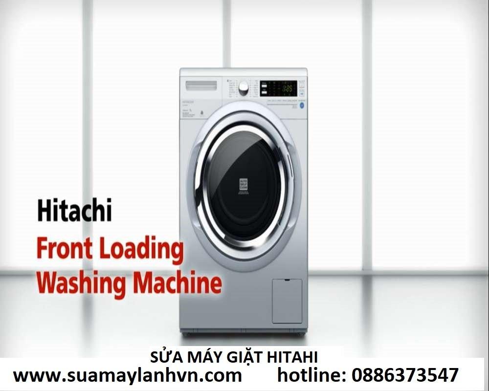 sửa máy giặt hitachi