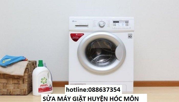 sửa máy giặt huyện hóc môn