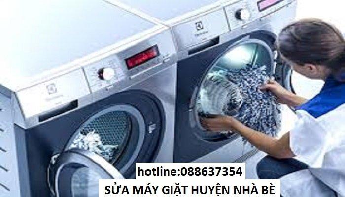 sửa máy giặt huyện nhà bè
