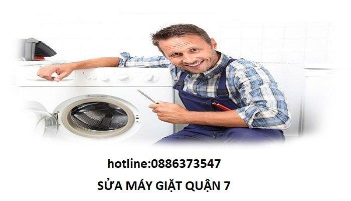sửa máy giặt quận 7