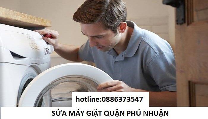 sửa máy giặt quận phú nhuận