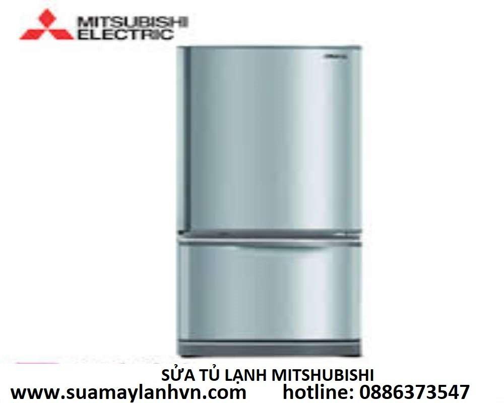 sửa tủ lạnh mitsubishi