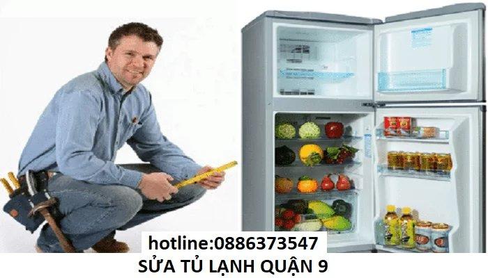 sửa tủ lạnh quận 9