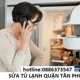 sửa tủ lạnh quận tân phú