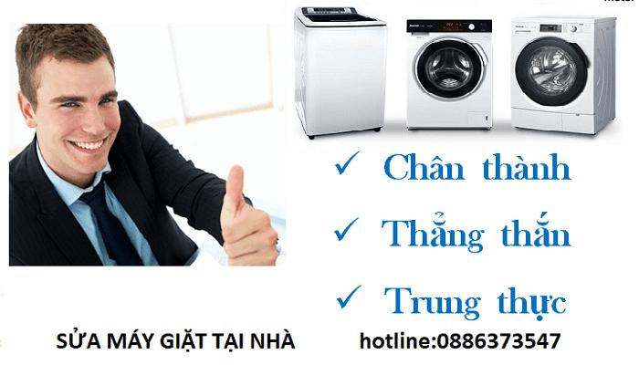 Dịch vụ sửa máy giặt huyện NHÀ BÈ giá rẻ.
