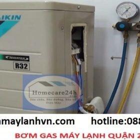 bơm gas máy lạnh quận 2