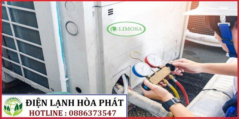 sửa máy lạnh đường Võ Văn Kiệt