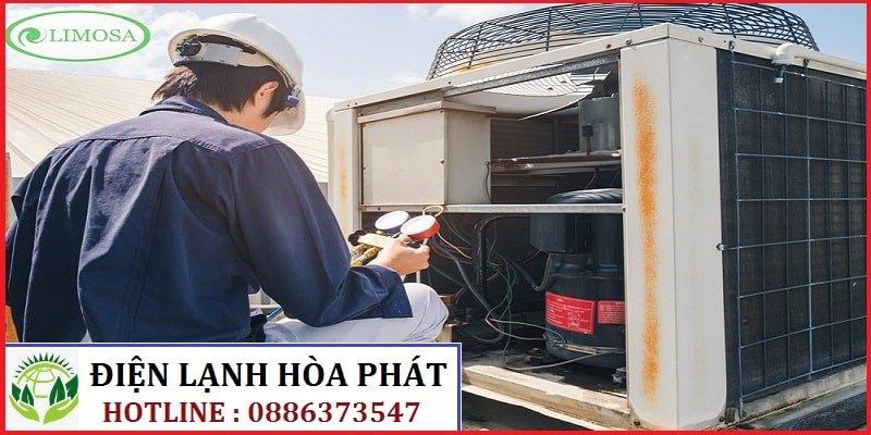 sửa máy lạnh đường Bình Thuận