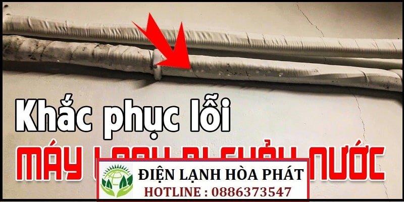 sửa máy lạnh đường CHUÔNG VÀNG
