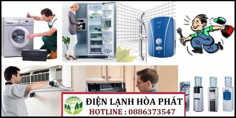 sửa máy lạnh đường Nguyễn Cao