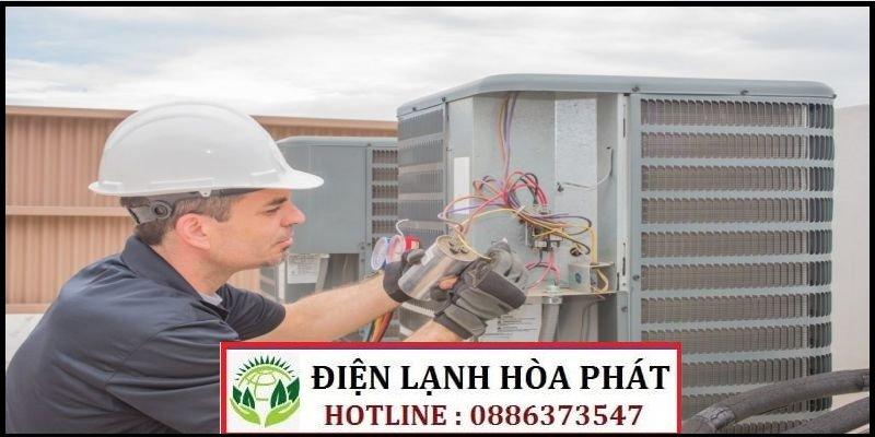 sửa máy lạnh đường Nguyễn Văn Quỳ