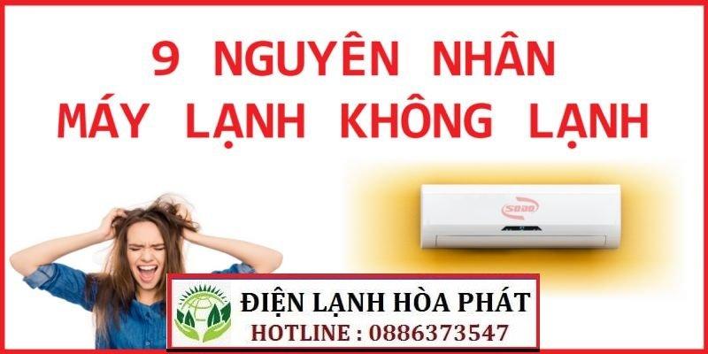 sửa máy lạnh đường Nguyễn Thời Trung