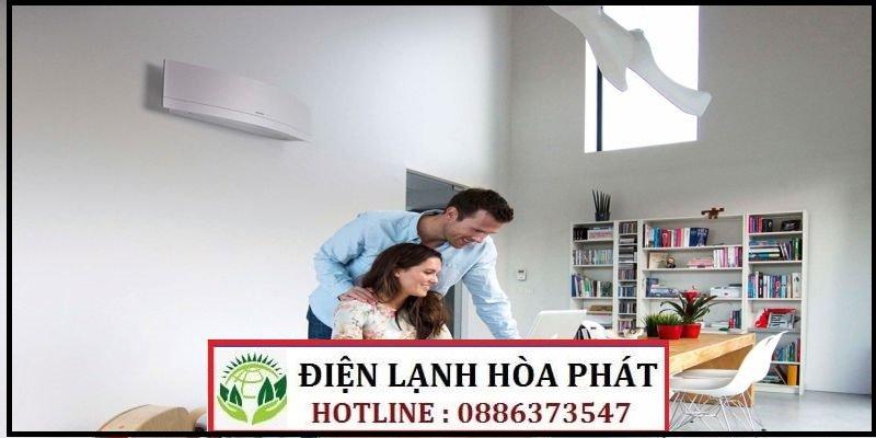 sửa máy lạnh đường Phạm Thái Bường