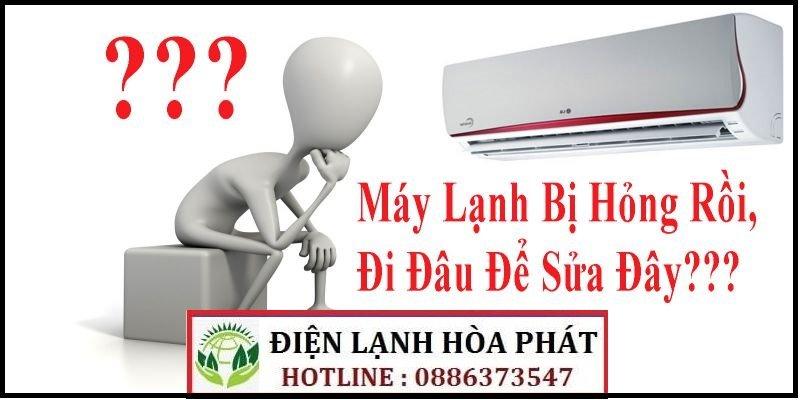 dịch vụ sửa máy lạnh giá rẻ