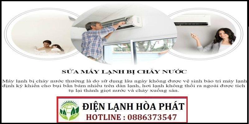 sửa máy lạnh đường Tân Thuận