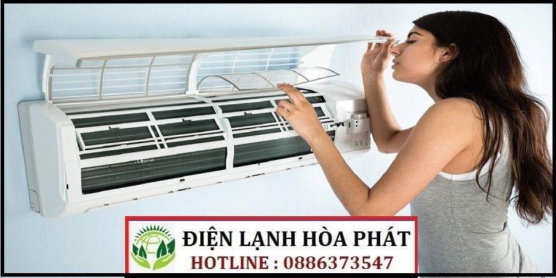 sửa máy lạnh Đường số 1107