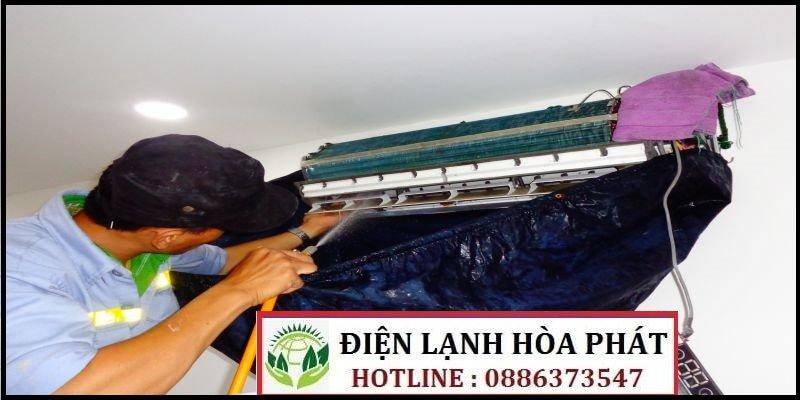 sửa máy lạnh đường Dương Bá Trạc