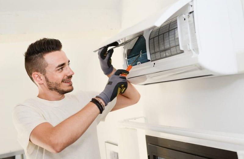 sửa máy lạnh Đường số 6