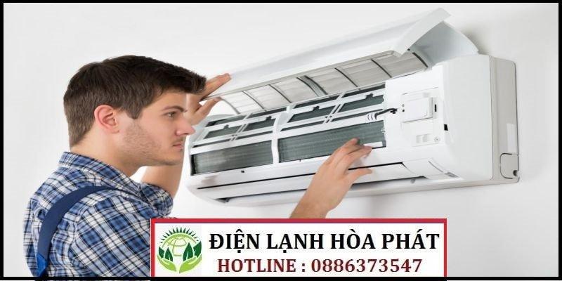 sửa máy lạnh đường Lương Ngọc Quyến